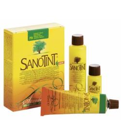 Farba Sanotint Light 73 Natural Brown (Naturalny Brąz) 125 ml