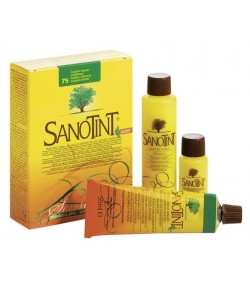 Farba Sanotint Light 75 Golden Chestnut (Złoty Brąz) 125 ml
