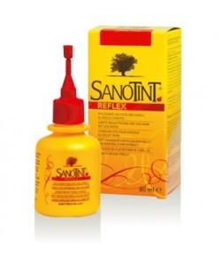 Reflex - Szampon Koloryzujący 57 Dark Red (Ciemna Czerwień) - Sanotint 80 ml