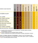 Reflex - Szampon Koloryzujący 58 Mahogany Red (Mahoniowa Czerwień) - Sanotint 80 ml