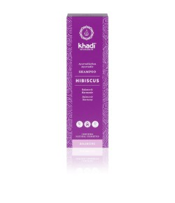 Hibiskus - Szampon Ajurwedyjski - Khadi 210 ml