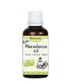 Olej z Orzeszków Drzewa Makadamia - Nacomi 50 ml