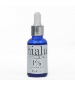 Naturalny Kwas Hialuronowy 1% - Natur Planet 30 ml