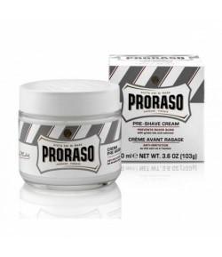 Krem przed goleniem - skóra wrażliwa - Proraso 100 ml