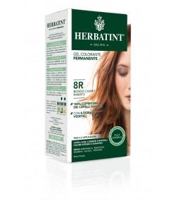 Trwała Farba Herbatint 8R Jasny Miedziany Blond (seria miedziana)