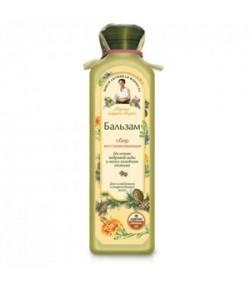 Balsam Regeneracja - dla osłabionych i zniszczonych włosów - Receptury Babci Agafii 350 ml