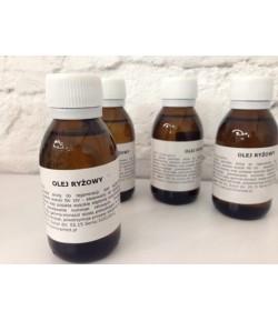 Olej ryżowy (Oryza sativa) - Sunniva Med 100 ml
