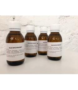 Olej Rycynowy BIO (Oleum Ricini) - Sunniva Med 100 ml
