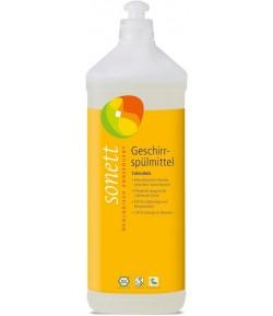 Ekologiczny płyn do mycia naczyń Nagietek - Sonett 1 litr