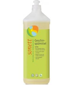 Ekologiczny płyn do mycia naczyń Cytrynowy - Sonett 1 litr