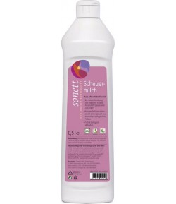 Ekologiczne mleczko do szorowania - Sonett 500 ml