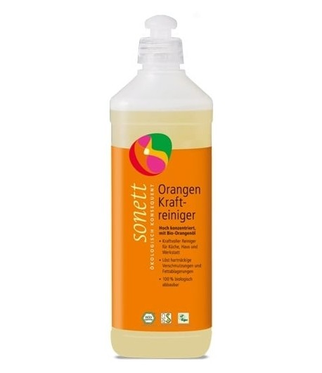 Ekologiczny płyn do trudnych zabrudzeń - Sonett 500 ml