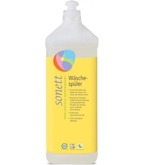 Ekologiczny płyn do płukania tkanin - Sonett 1 litr