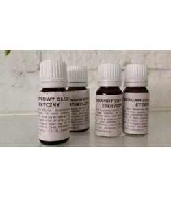 Olejek bergamotkowy (citrus bergamia) eteryczny - Sunniva Med 10ml