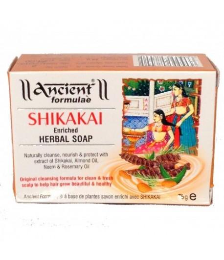 Mydło do włosów Shikakai - Hesh Ancient 75 g
