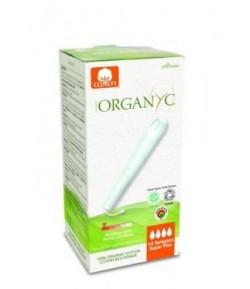 Tampony higieniczne z aplikatorem Super 14 szt. Organyc