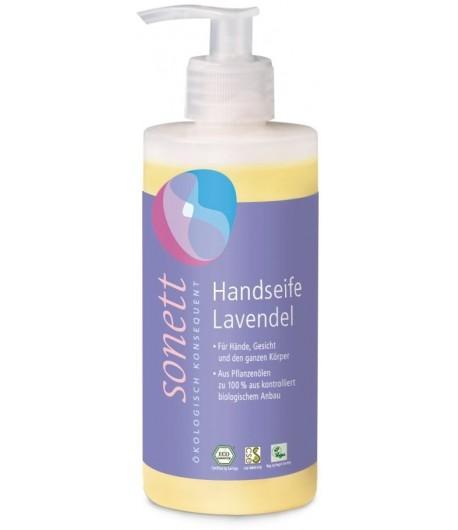 Mydło w płynie - Lawenda - Sonett 300 ml