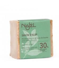 Mydło Oliwkowo - Laurowe z Aleppo 30% - Najel 185g