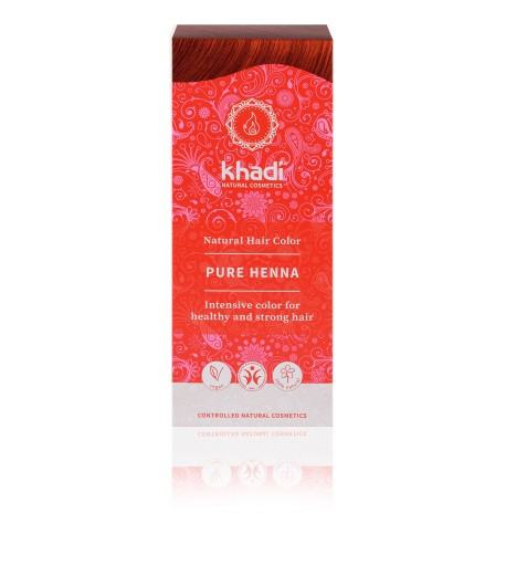 Naturalna Henna RED Khadi 100 g