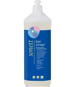 Ekologiczny płyn czyszczący do kuchni i łazienek - Sonett 1 litr. Opakowanie uzupełniające.
