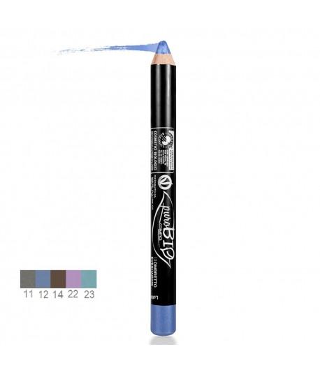 Cień w kredce KINGSIZE 12 blue (metaliczny) - PuroBIO