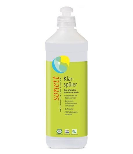 Ekologiczny nabłyszczacz do zmywarki - Sonett 500 ml