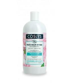 Żel do higieny intymnej z wodą różaną - Coslys 500 ml