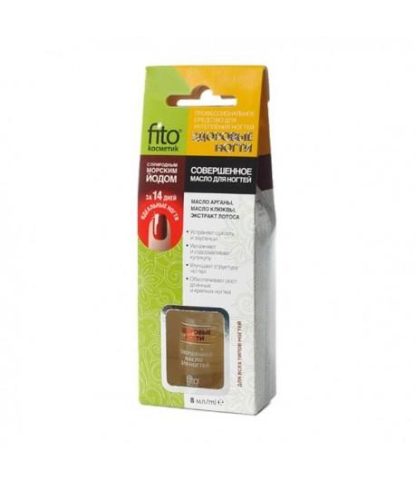 Zdrowe paznokcie - idealny olej - Fitokosmetik 10g