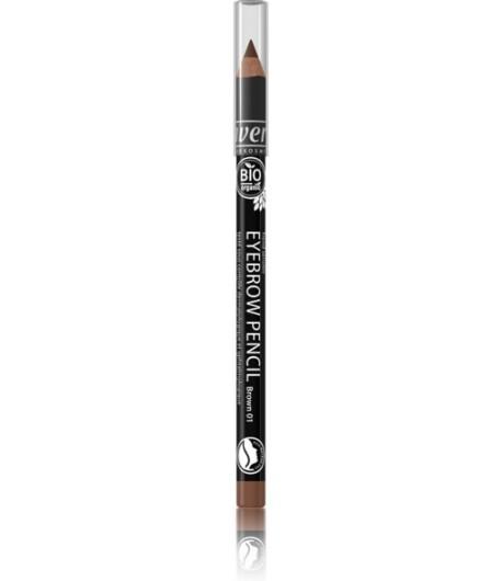 Kredka do brwi - Brown 01 - Lavera 1,14 g