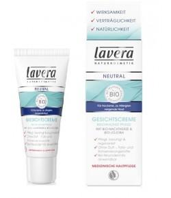 Krem do twarzy z wyciągiem z bio-wiesiołka i bio-jojoby - Lavera 30 ml