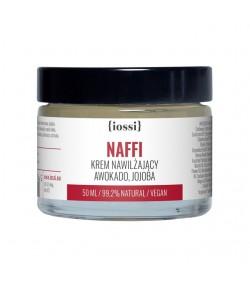 Krem nawilżający NAFFI - Awokado & Jojoba - iossi 50 ml