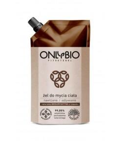 Żel do mycia ciała nawilżanie i odżywianie - opakowanie uzupełniające - OnlyBio 250 ml