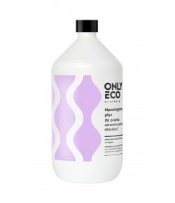 Hipoalergiczny płyn do prania ubranek i pościeli dziecięcej - OnlyEco 1000 ml