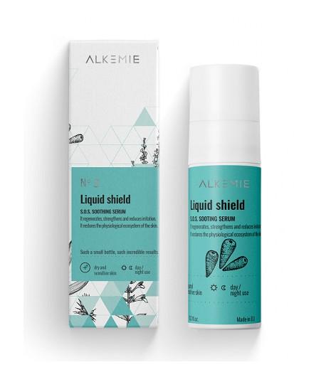 SOS serum wyciszające - Liquid shield - Alkemie 30 ml