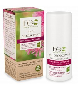 Bio - dezodorant - maksymalna ochrona - EO LAB 50 ml