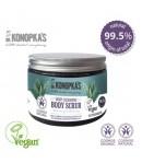Głęboko oczyszczający scrub do ciała do skóry normalnej - dr Konopka 500 ml