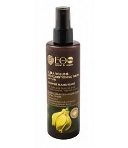 Serum - ultra objętość - do włosów cienkich i łamliwych w sprayu - EO LAB STRANY 200 ml