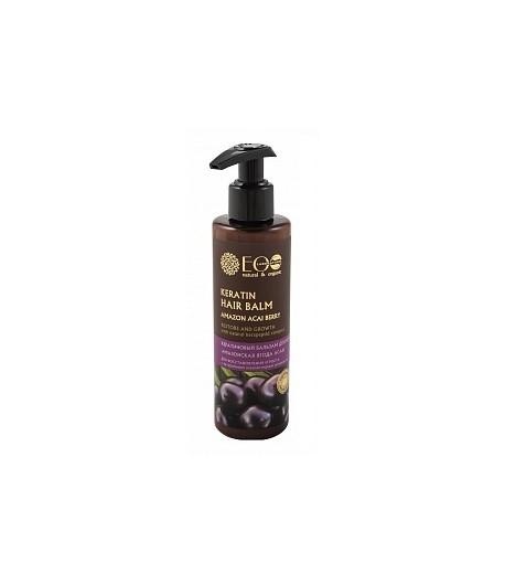 Keratynowy balsam do włosów - EO LAB STRANY 200 ml