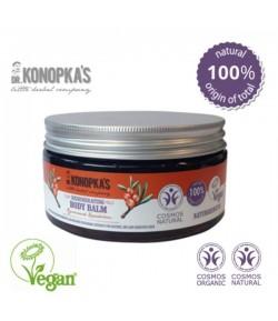 Regenerujący balsam do ciała - dla dojrzałej, suchej i wrażliwej skóry - dr Konopka 300 ml