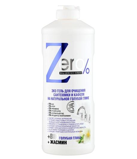 Eco żel do czyszczenia urządzeń sanitarnych i glazury - Zero 500 ml