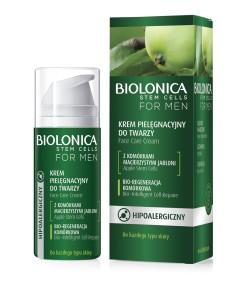 Krem pielęgnacyjny dla mężczyzn - Biolonica 50 ml