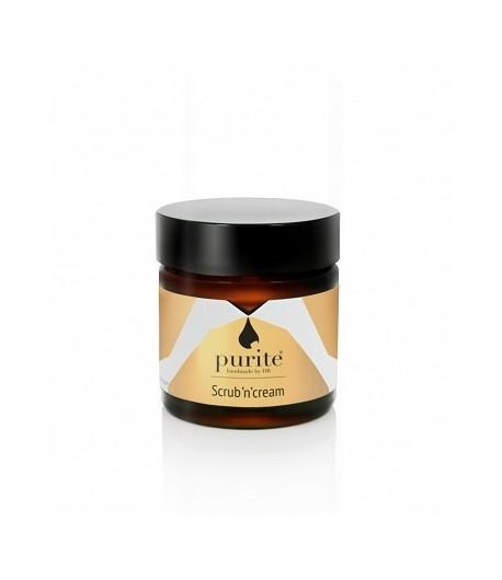 Scrub and cream - Purite 60 ml
