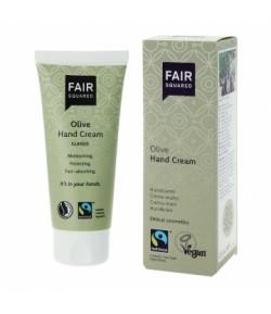 Oliwkowy krem do rąk - Fair Squared 100 ml