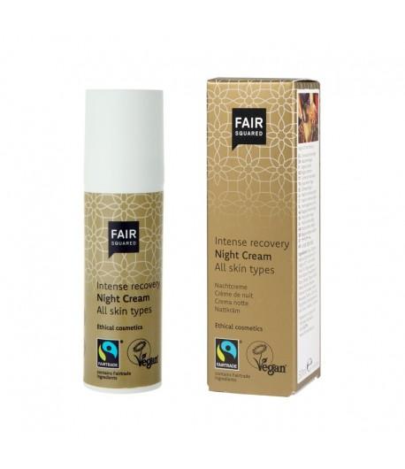 Krem arganowy na noc - Fair Squared 30 ml