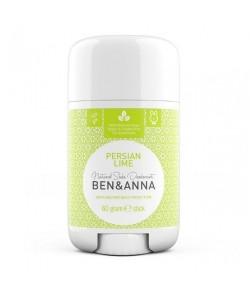Naturalny dezodorant PERSIAN LIME - sztyft plastikowy - BEN&ANNA 60g