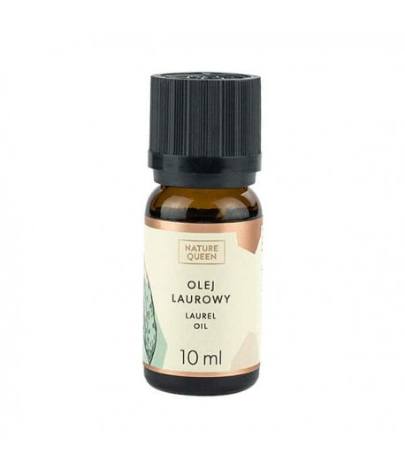 Olejek eteryczny - laurowy - Nature Queen 10 ml