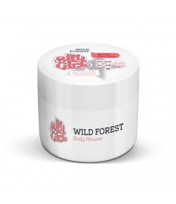 Mus do ciała Wild Forest - BeTheSkyGirl 200 ml