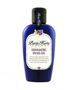 Exfoliating Facial Gel - Purity Herbs Iceland 125 ml