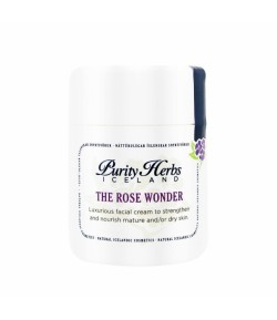 The Rose Wonder - Purity Herbs Iceland 50 ml