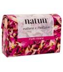 Mydło różane - Natuu 80g